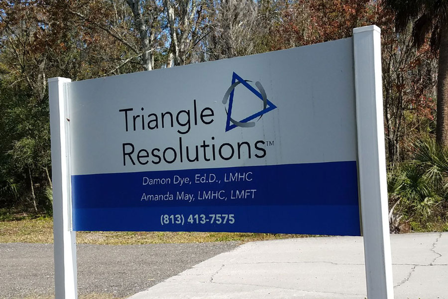 Triangle Resolutions Office